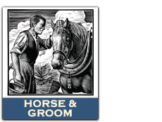 The Horse and Groom Belgravia Logo