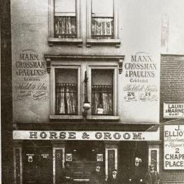 Horse and Groom, Belgravia