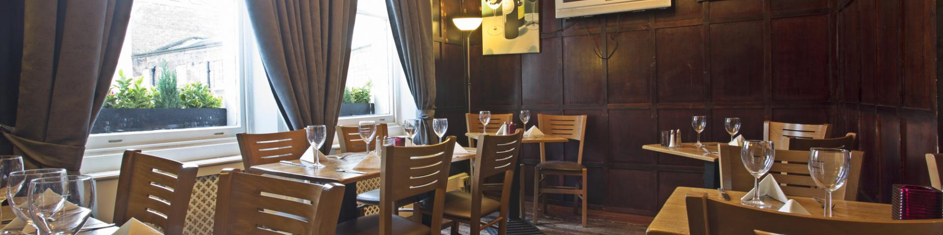 Food and drink at The Horse and Groom Belgravia